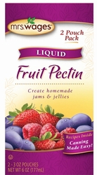 Mrs. Wages® Liquid Fruit Pectin Case