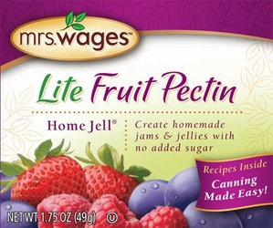 Mrs. Wages® Lite Fruit Pectin Home Jell Case