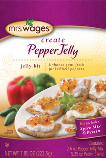 Mrs. Wages® Pepper Jelly Kit Case