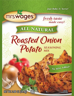 Mrs. Wages® Roasted Onion Potato Mix