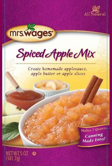 Mrs. Wages® Spiced Apple Mix Case