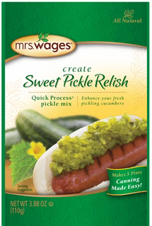 Mrs. Wages® Sweet Pickle Relish Case