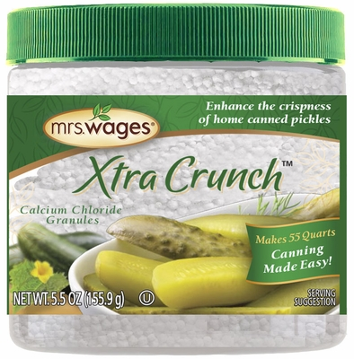 Mrs. Wages® Xtra Crunch Case