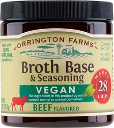Orrington Farms® All Natural Vegan Beef Flavored Base