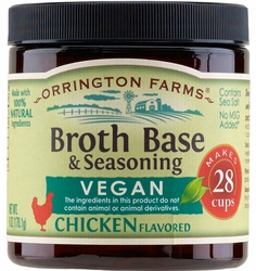 Orrington Farms® All Natural Vegan Chicken Flavored Base 6 pk Case