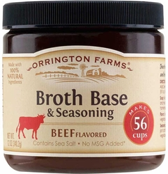Orrington Farms® Natural Beef Flavored Broth Base