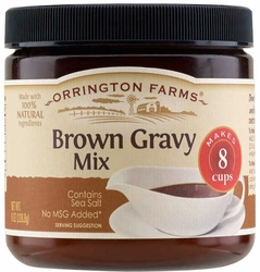 Orrington Farms® Natural Brown Gravy Mix