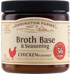 Orrington Farms® Natural Chicken Flavored Broth Base