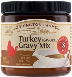 Orrington Farms® Natural Turkey Flavored Gravy Mix
