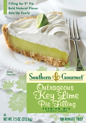 Key Lime Pie Filling Premium Mix (6-pk case)