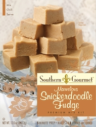 Snickerdoodle Fudge Premium Mix (12 oz)