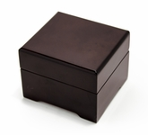 Contemporary Hi Gloss Trendy Modern 18 Note Music Jewelry Box