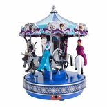 Disney's Frozen Animated Musical Carousel by Mr. Christmas Limited