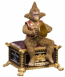 Phantom of the Opera Phantom Monkey Figurine By San Francisco Music Box Co.
