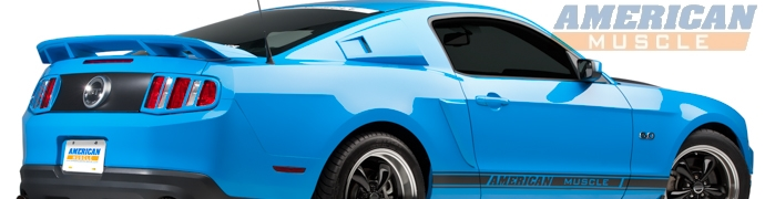 what parts can be pre painted on the 2013 2014 mustang. Black Bedroom Furniture Sets. Home Design Ideas
