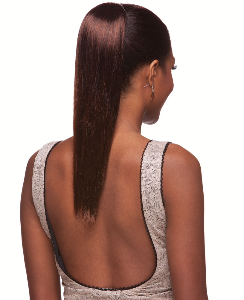 15 Quot Straight Draw String Hair Piece