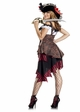 3-Piece Pirate Pin-Up Costume inset 1