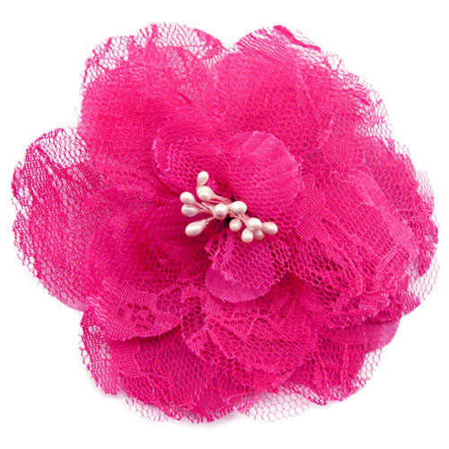 3 retro lace flower hair clips available in 26 colors 3 3 mightylinksfo