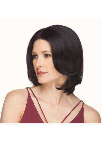 Above the Shoulders 100% Human Hair Lace Front Wig Araceli