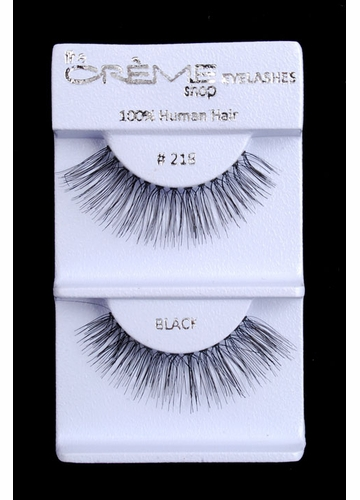 Added Length Natural False Lashes