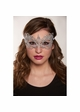 Angel Lace Mask with Satin Ties inset 1