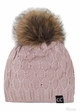 Angora Wool Knit Beanie Hat from CC Brand inset 2
