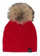 Angora Wool Knit Beanie Hat from CC Brand inset 3