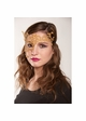 Asymmetric Lace Mask with Ribbon Ties inset 4