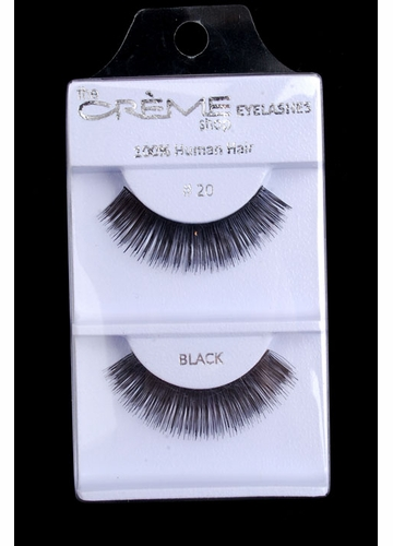 Beauty 100% Human Lashes