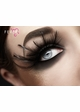 Black Feather Plume Lashes inset 1