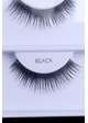 Black Textured Length Human Hair Lashes inset 1