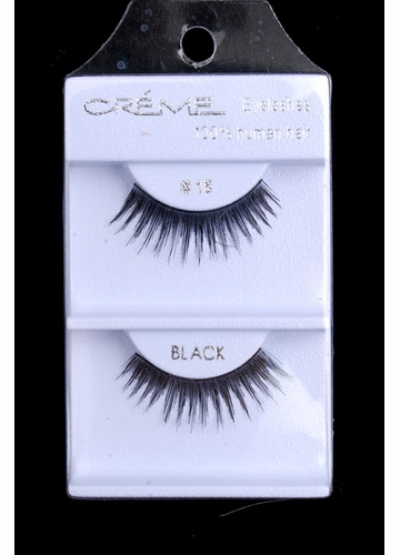 Black Volume Building False Lashes