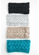 Braid Cable Knit Headband inset 1