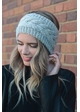 Braid Cable Knit Headband inset 2