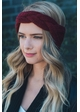 Braid Front Knit Headband inset 1