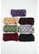 Braid Front Knit Headband inset 4