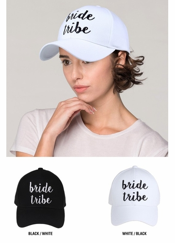 Bride Tribe CC Brand Baseball Hat