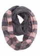 Buffalo Check Scarf by CC Brand inset 1
