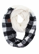 Buffalo Check Scarf by CC Brand inset 2