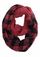 Buffalo Check Scarf by CC Brand inset 3
