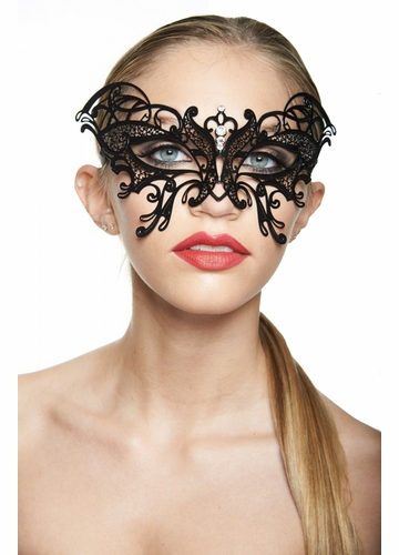 Butterfly Wing Masquerade Mask