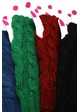 Cable Knit Arm Warmer Gloves inset 2