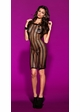 Caged Up Mini Dress  inset 1