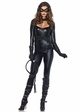 Cat Woman Catsuit Halloween Costume from Leg Avenue inset 2