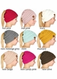 CC Beanie Hat with Open Ponytail  inset 2