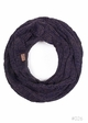 CC Brand Two Tone Infinity Scarf inset 4