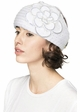 CC Knit Headband with Sequin Flower Accent inset 4