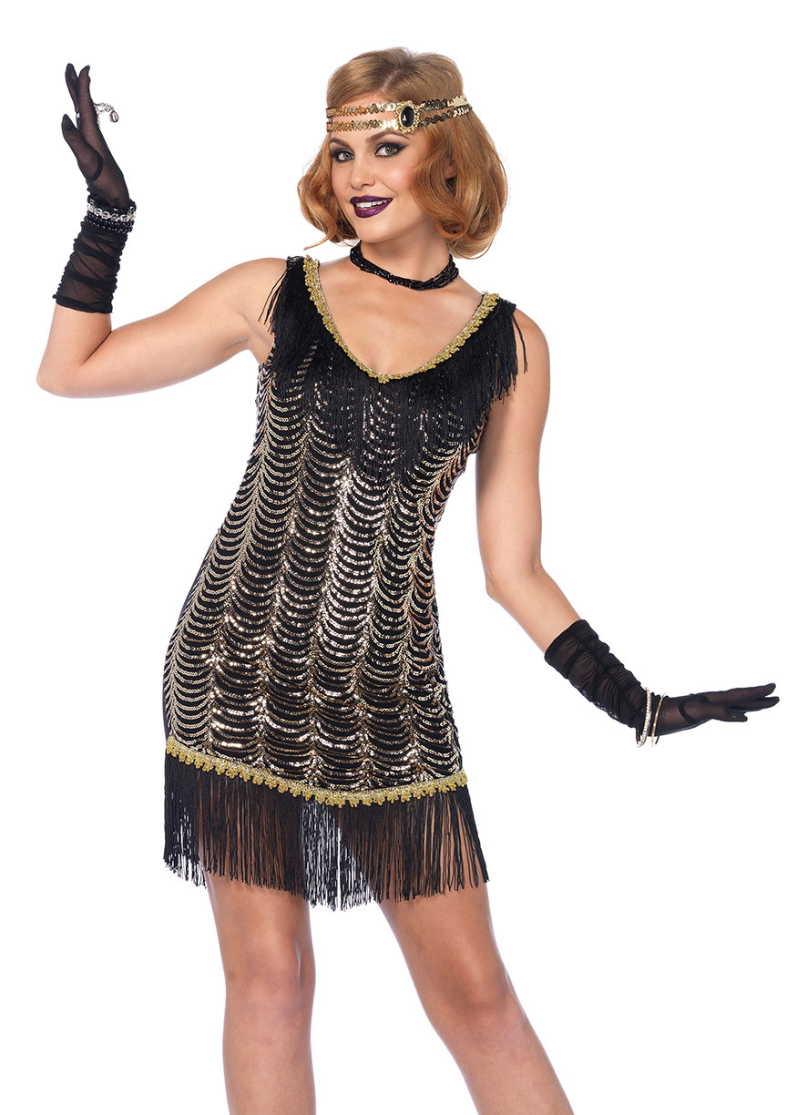 Charmer Flapper Halloween Costume
