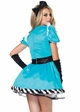 Charming Alice in Wonderland Halloween Costume  inset 1