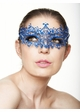 Chiara Colorful Masquerade Mask with Crystals inset 4